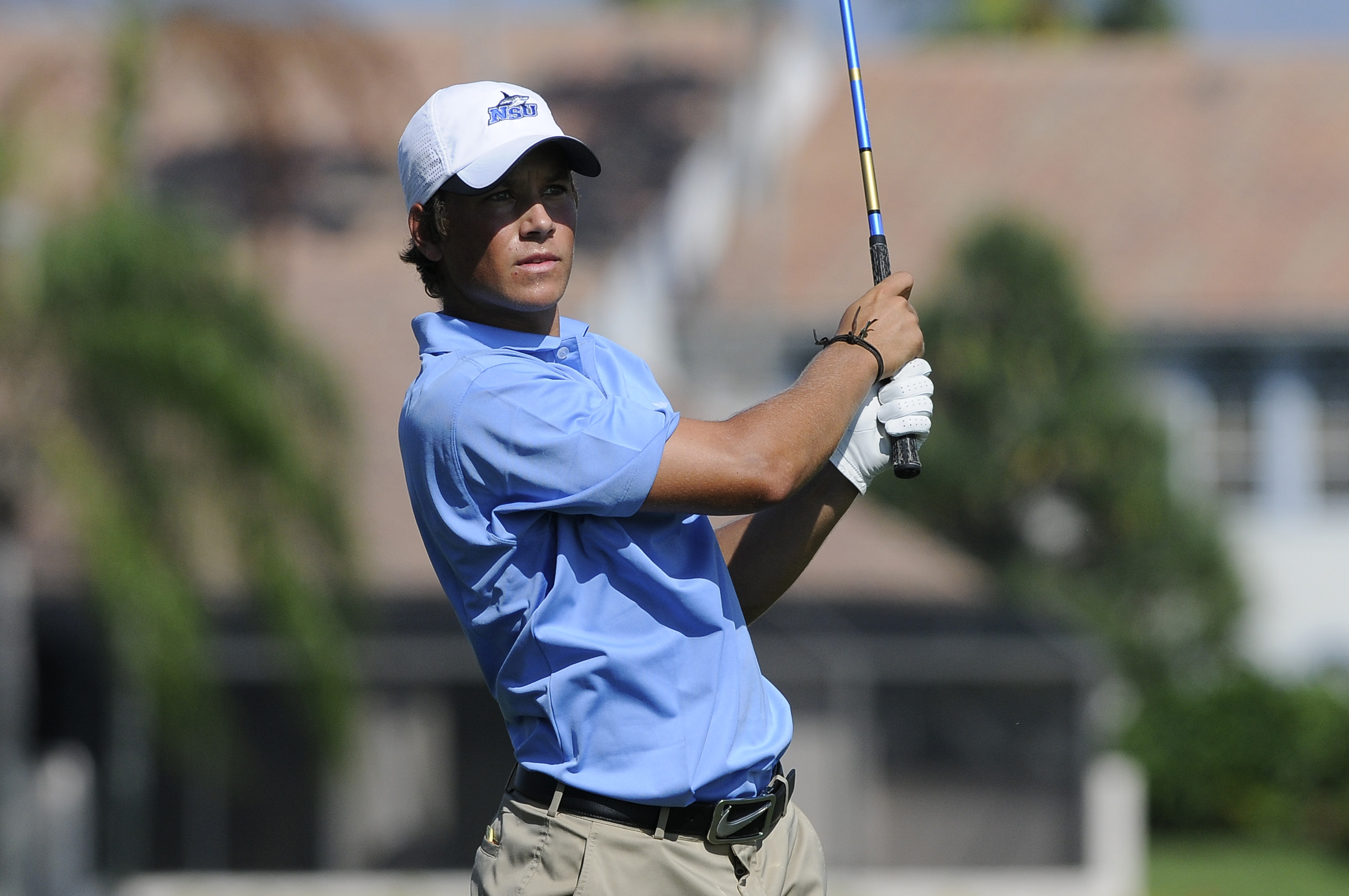 2011-12 NSU Men's Golf